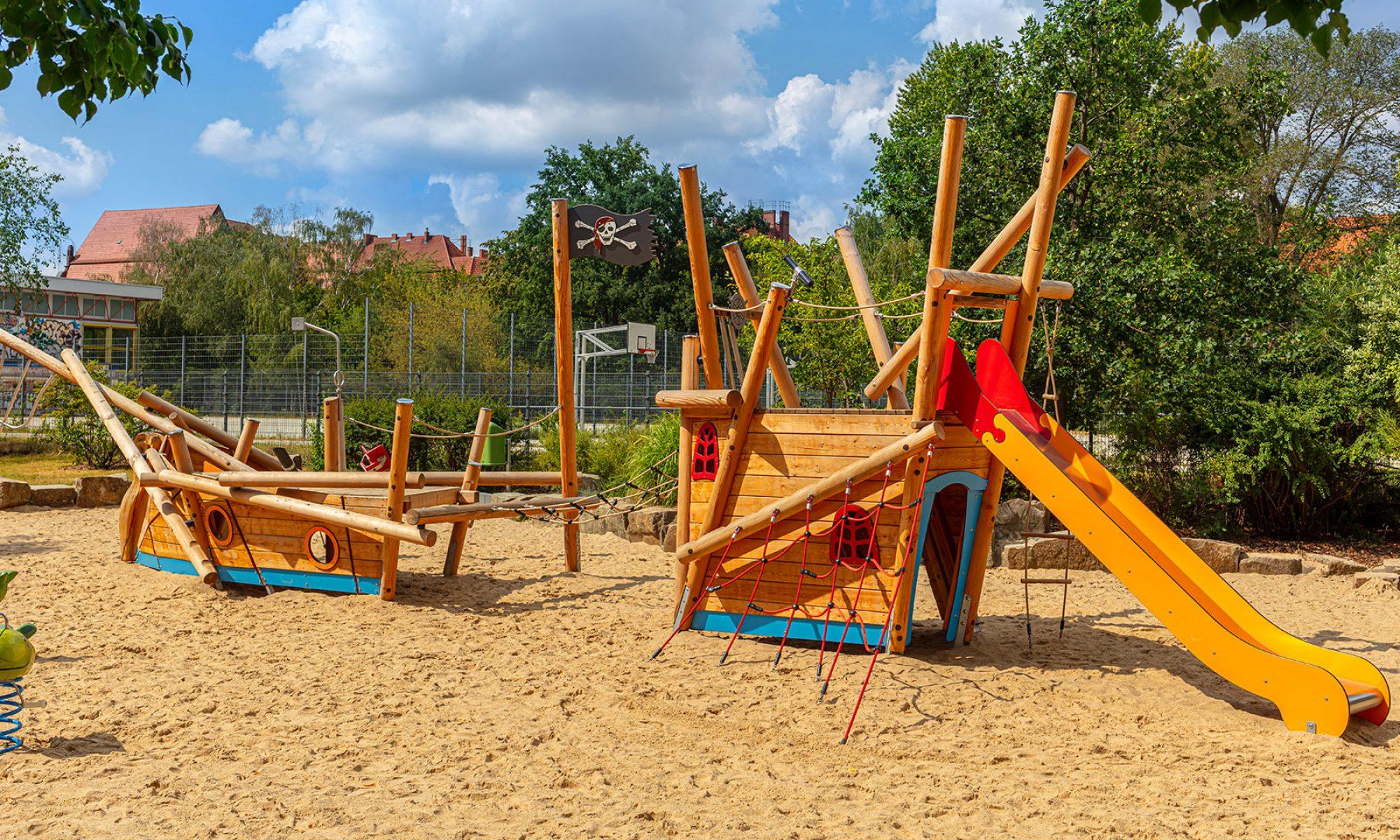 Spielplatzbau Heise
